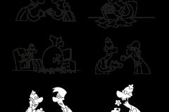 Ilustraciones para STA Seguros