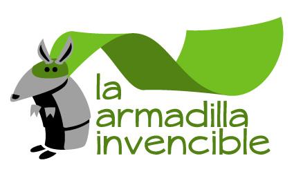 Logo para la web de La armadilla invencible