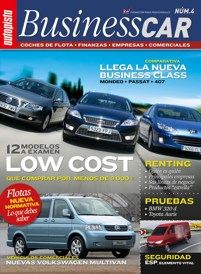 Portada Business Car