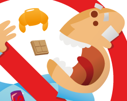 Ilustración dulces