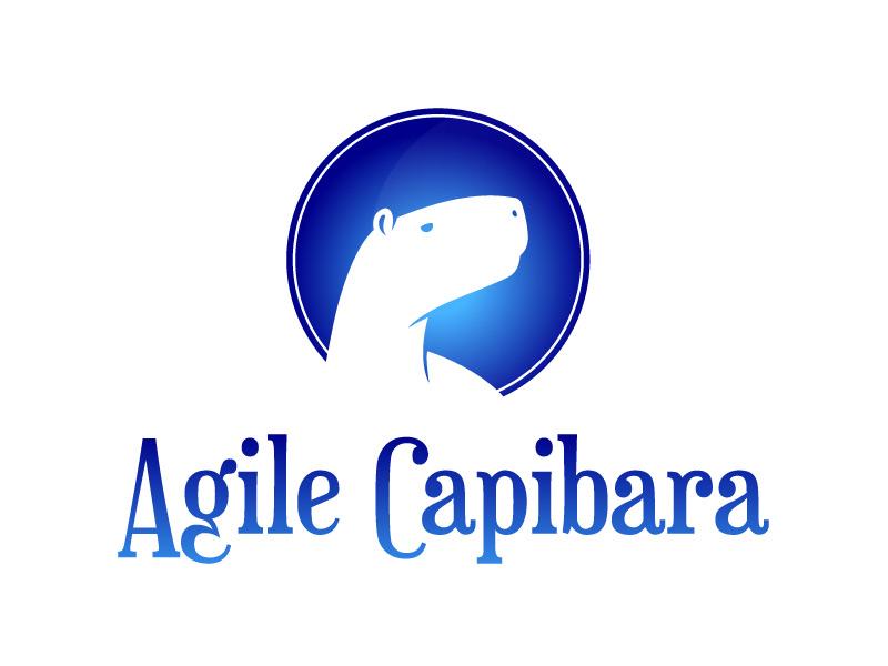 Logotipo para la empresa Agile Capibara, en Londres